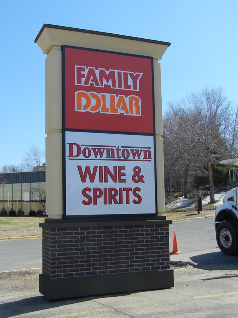 Signs by benchmark wholesale supplier of quality - Interiors by design family dollar ...