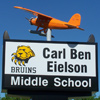 Carl Ben Middle School Airplane