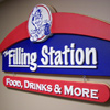 Simonson Filling Station Interior