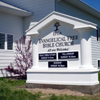 Signs By Benchmark custom monument sign for Evangelical Free Church