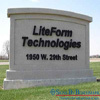 Custom Monument sign for Lite Form