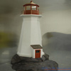 Signs By Benchmark cellular plastic foam EIFS replica lighthouse