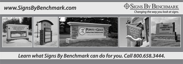 Signs By Benchmark Ad for Sign Builder Illustrated