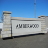 Signs By Benchmark EIFS stacked stone monument sign