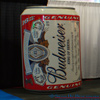 Replica Budweiser Beer can