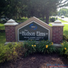 EIFS brick foam monument sign