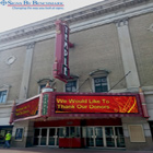 Historic Theatre Crowned with Reproduction of Original Marquee