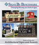 Signs By Benchmark Catalog