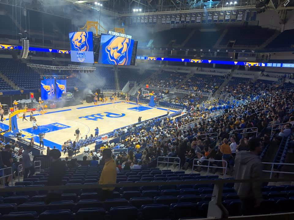 Petersen Events Center 2019 upgrades