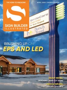SignBuilder_April2020_Cover_features_Signs_by_Benchmark